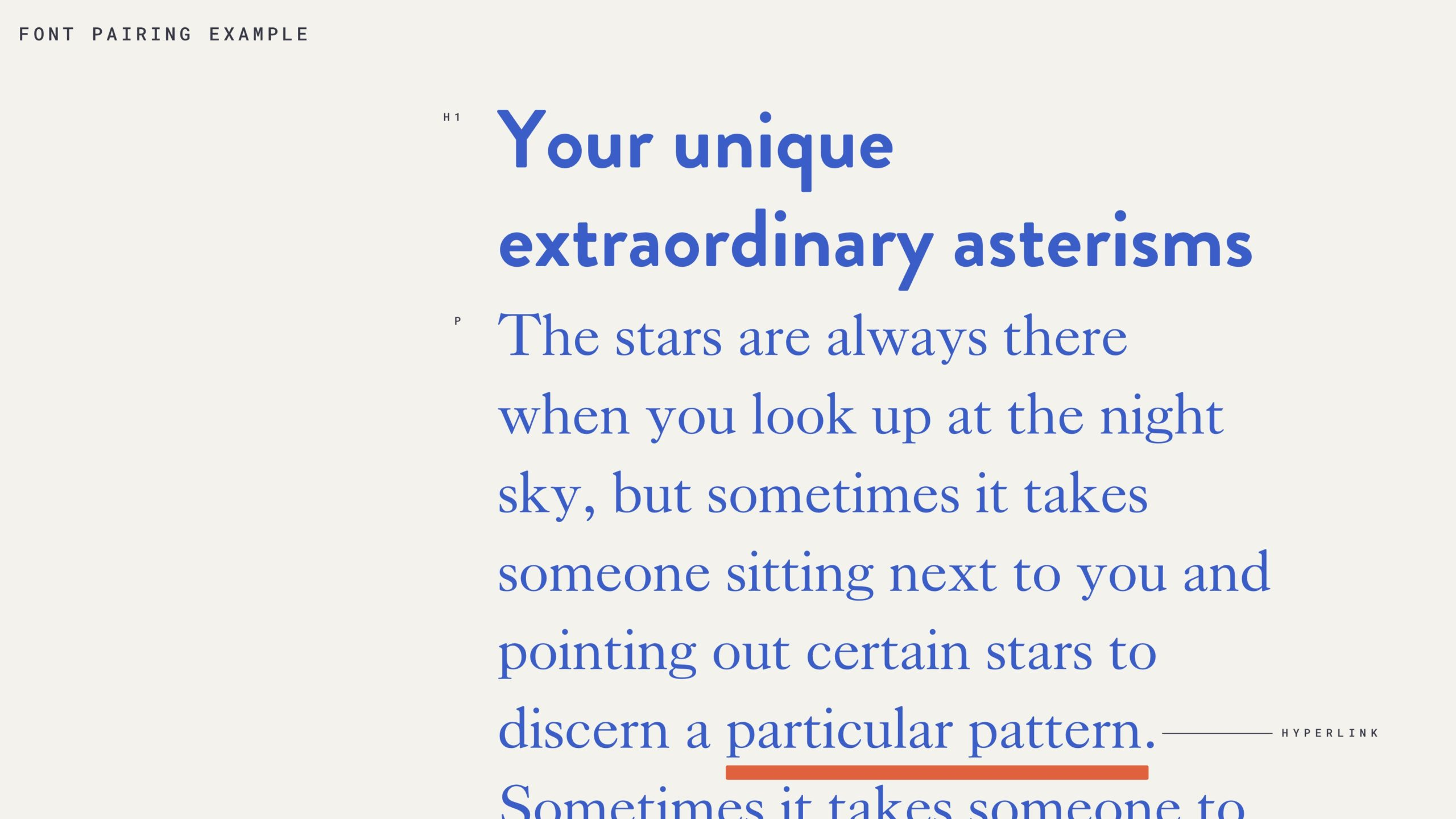 asterism23